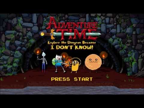 Never Again!! (Adventure Time Videogame)