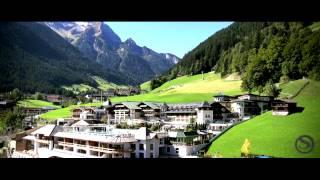 Finkenberg Austria  city photo : STOCK resort, Finkenberg, Zillertal, Tirol aus der Vogelperspektive