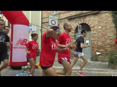 6alle6 Passeggiata e corsa di 6 Km a Recanati-Domenica 17 Luglio 2016