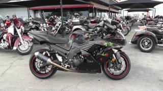 5. 027635 - 2011 Kawasaki Ninja ZX 14R ZX1400C - Used motorcycles for sale