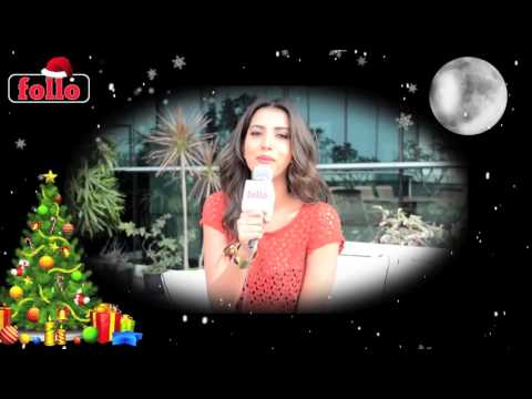 Manasvi Mamgai Wishes Cristmas & New Year On follo