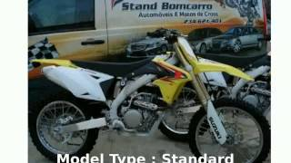 6. 2011 Suzuki RM-Z 250  Dealers Top Speed Transmission superbike motorbike Specs Info