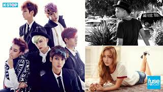 "K-Stop discusses Taeyang's comeback album 'White Night,"" Boyfriend's long-awaited return with ""Star,"" Jessica celebrating 10..."