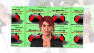 Une vidéo humoristique sur l'importance d'établir un bon rapport en autodéfense psychoverbal