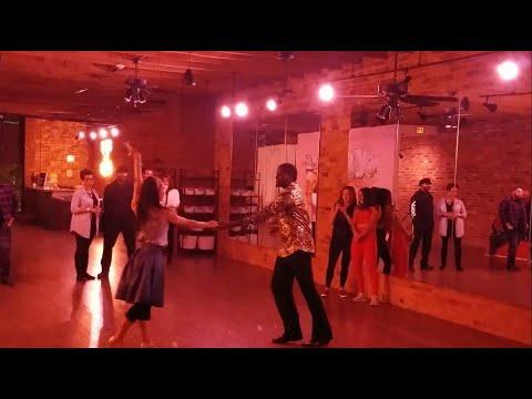 Ballroom Alchemy ~ Asangwua & Ciara