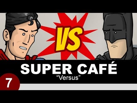 cafe - Episode 7. When Bruce and Clark hear the news of their soon to be blockbuster duo, the debate over who gets the movie title and why begins. thank YOU for wat...