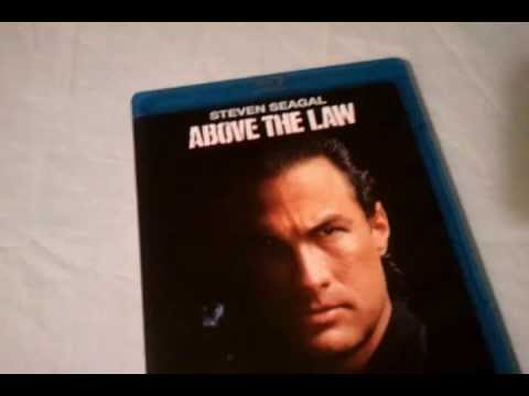 Above The Law (1988) - Blu Ray Review And Unboxing