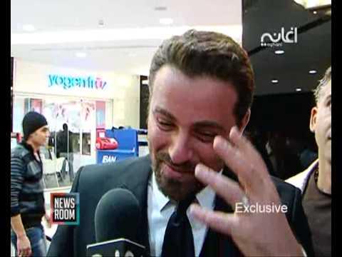 نيكول - Special Interview with Nicole Saba & Youssef Al Khal on Aghani Aghani Tv/Radio/Web/App. نيكول سابا ويوسف الخال: نيكول الصغيرة فرحة حياتنا.