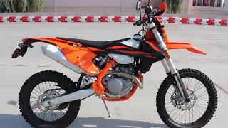 4. 2019 KTM 500 EXC-F