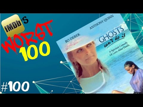 IMDB's Worst 100 Movies: #100- Ghosts Can't Do It (1989)