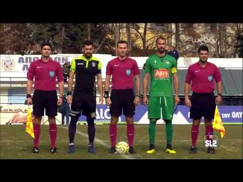 Super League 2: ΑΠΟΛΛΩΝ Λ. – ΚΑΡΑΪΣΚΑΚΗΣ | ΑΓΩΝΑΣ | 19/01/2020 | ΕΡΤ