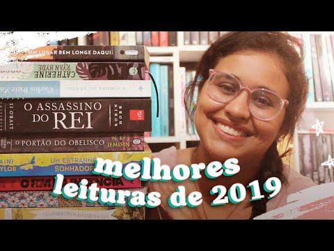 10 MELHORES LEITURAS DE 2019 ?