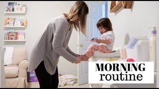 Video MORNING ROUTINE ☀️☕️ | PREGNANT MOM WITH TODDLER MP3, 3GP, MP4, WEBM, AVI, FLV November 2018