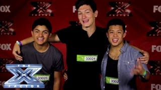 Yes, We Made It! Gateway - THE X FACTOR USA 2013