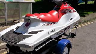 7. YAMAHA VX110 SPORT WAVERUNNER JET SKI WITH THE WORLD FAMOUS RELIABLE M-R1 ENGINE FOR SALE UK