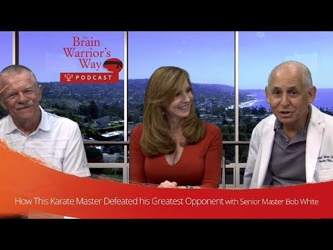 How This Karate Master Defeated his Greatest Opponent with Senior Master Bob White - TBWWP