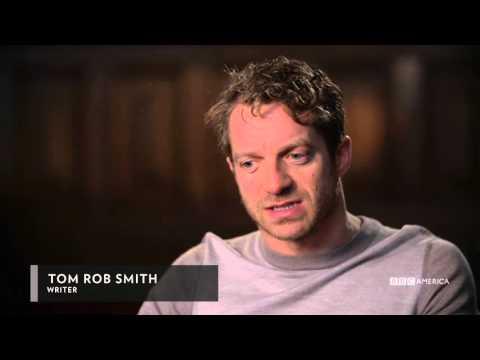 London Spy - Closer Look: Tom Rob Smith