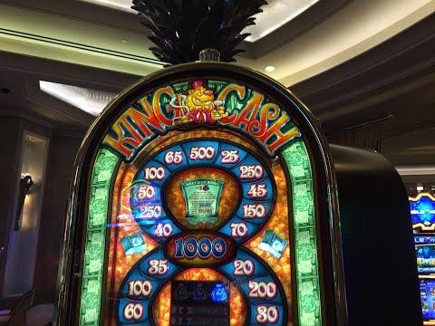 IGT King Cash Slot: Live Play & Bonus ($5 denom)
