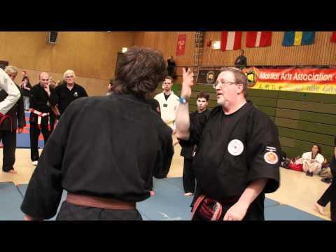 MA DAY 2012 Soest Ju Jutsu Do Grandmaster Hans Jürgen Eul