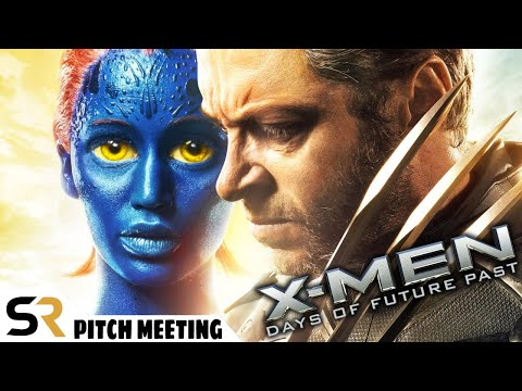 X-Men: Days of Future Past Pitch Meeting