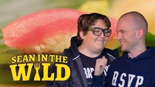 Video Sushi 101 with Andy Milonakis | Sean in the Wild MP3, 3GP, MP4, WEBM, AVI, FLV Februari 2019