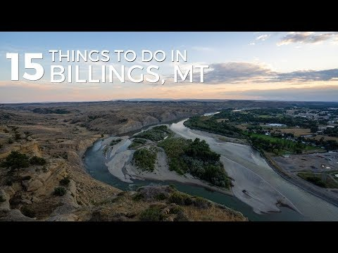 15 Things to do in Billings, Montana