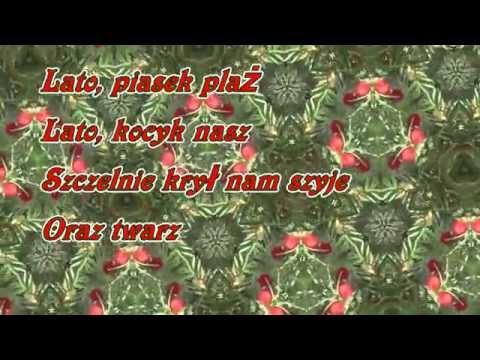 Tekst piosenki Brathanki - Lato po polsku