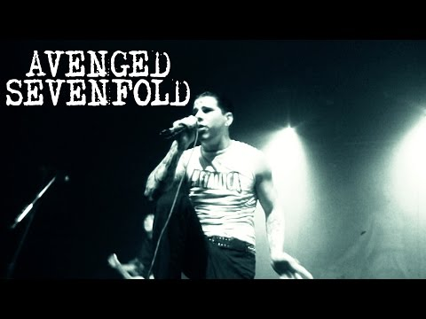 Chapter Four[Live Footage Video] - AVENGED SEVENFOLD