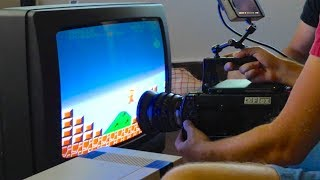 How a TV Works in Slow Motion - The Slow Mo Guys