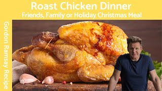 Gordon Ramsay Roast Chicken Ultimate Cookery Course Recipe - http://goo.gl/vKhlG8.
