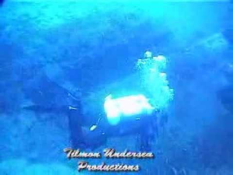 Buceo en el pecio del submarino U-352