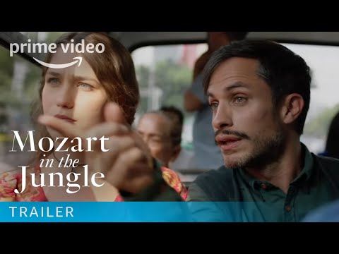 Mozart in the Jungle Season 2 - Official Trailer | Prime Video