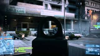 Gameplay clips showing kills with different attachments for the FN P90 personal defense weapon on various maps. Subscribe for more BF3 clips coming soon. Oth...