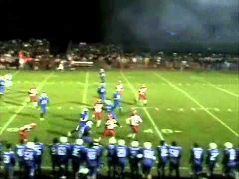 Brock Jensen High School Highlights 2009 video.