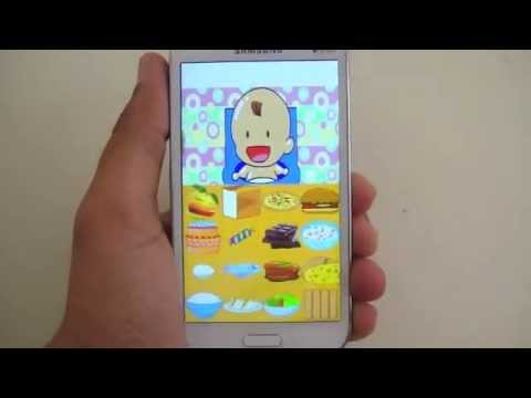 Video of Feed the Baby : Tap Touch Game