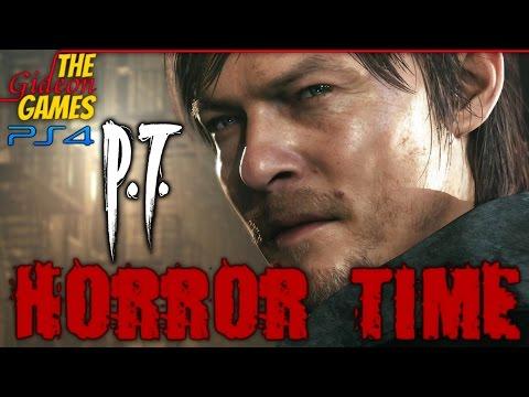 HORROR TIME #5 - [P.T. Silent Hills] - ШЕДЕВР УЖАСА [Игра целиком]