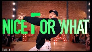 "Video Drake Feat. Big Freedia - ""Nice For What"" 