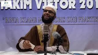 Desh e shita Islamin për disa cent (Ngjarje në Londër) - Hoxhë Gilman Kazazi
