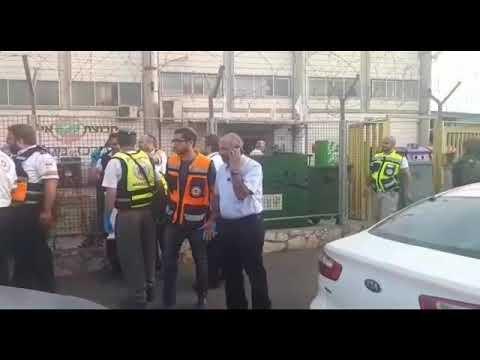 גבר ואשה נרצחו בפיגוע ירי באזור תעשייה ברקן ליד אריאל; מצוד אחר המחבל