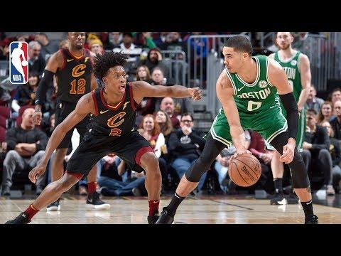 Video: Full Game Recap: Celtics vs Cavaliers | Sexton & Tatum Duel In Cleveland