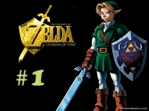 the legend of zelda ocarina of time nintendo 64 walkthrough