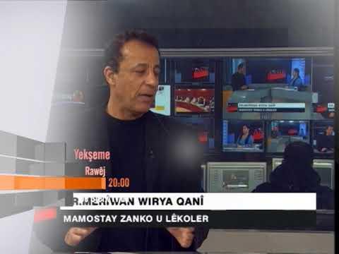 Dr. Mariwan Kanie on Rawêj Sunday 19.11.2017