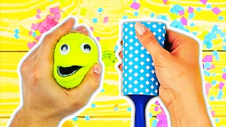 Video 35 Completely Freaking Awesome DIY Projects l 5-MINUTE CRAFTS COMPILATION MP3, 3GP, MP4, WEBM, AVI, FLV Juni 2019