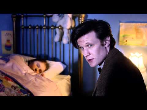 The Doctor gives a sad goodbye to Amelia