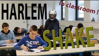 Harlem Shake classroom version