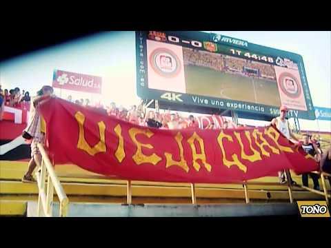 BSC vs Deportivo Cuenca - La hinchada alentando - Vieja Guardia TV - Cronica Roja - Deportivo Cuenca