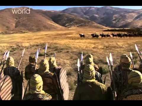 Александр Македонский - Битва при Гавгамелах - DomaVideo.Ru
