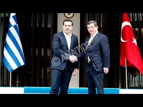 Στη Σμύρνη ο πρωθυπουργός Αλέξης Τσίπρας