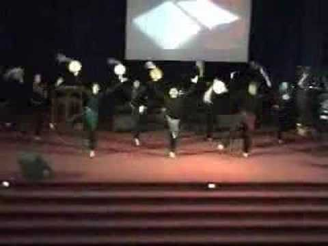 Jubilee - Tambourine Dance