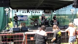 Video Klaxon rock, Vyžice,  23. 6. 2012